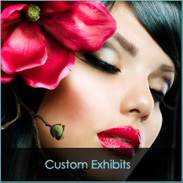 custom exhibits