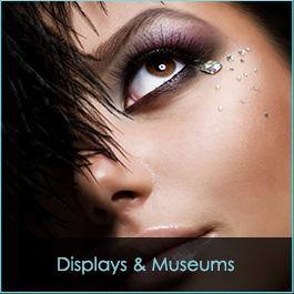 Displays and museums