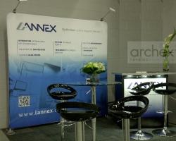 Archex Pack n' Go Lannex-Milano