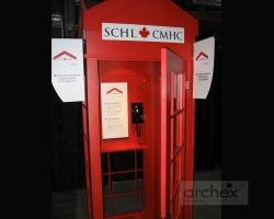 Archex Display Showroom SCHL