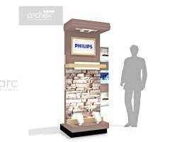 Archex Display Showroom Philips