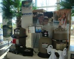 Archex Display Showroom Hayward Trevi