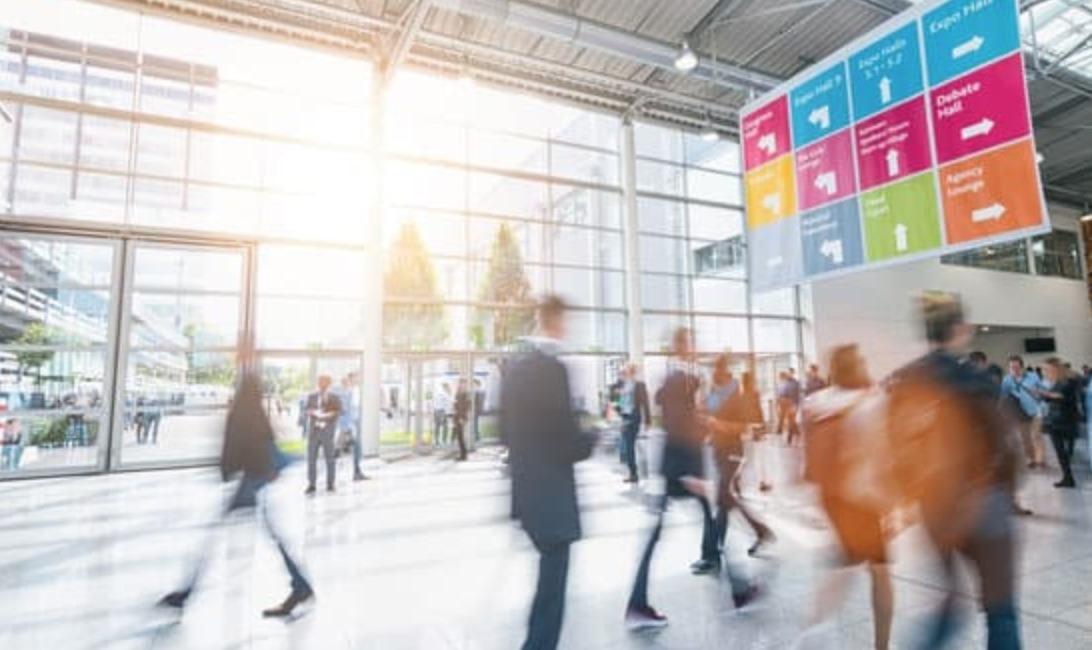 L'avenir des salons commerciaux est maintenant! Les participants se présenteront-ils? Bien sûr qu'ils le feront, voici pourquoi!